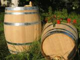 We produce wooden barrels. New Mail Delivery.