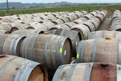 Wooden barrels. Manufacturing in Ukraine under the order.