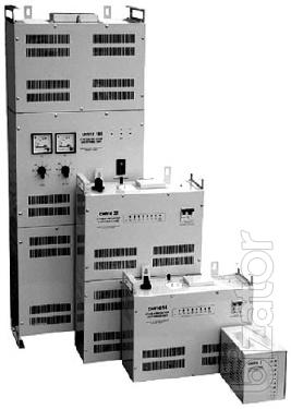 Voltage stabilizers from 2kva up to 200 kW