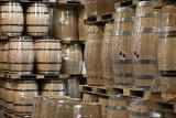 Wooden barrels. Production Delivery.