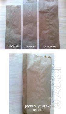 Bags paper type sachet
