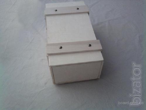 Production of wooden gift packaging. The manufacture of quality wood!