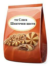 Looking for interesting and original manufacturer packaging for the cookies.