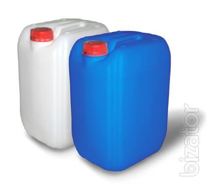 Plastic canisters control unit 20L, 25L, 30L. Donetsk