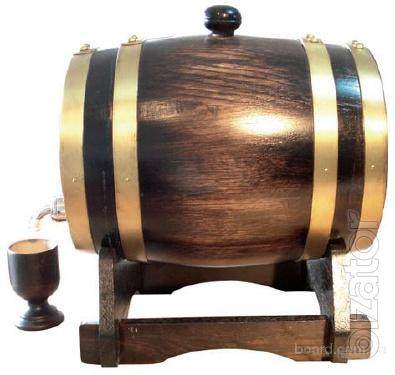 Manufacturer of oak barrels +shipping!