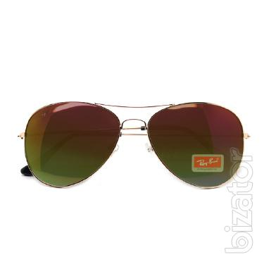 A good copy glasses Ray-Ban Aviator. Mirror coating - Buy on www ... 80c04ae4284d