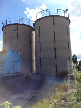 Sell silo capacity 158 m3