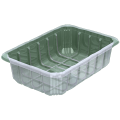 Plastic packaging for food products