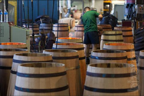 The manufacture of barrels, New Mail delivery.