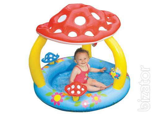 Swimming Pool Intex 57407 Fungus Muhomorchik Buy On