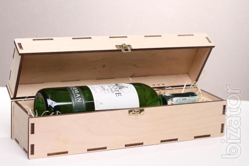 The case for one bottle - material - Fane