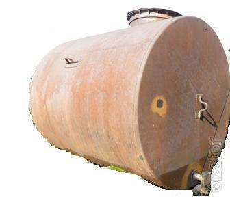 Sell barrel, capacity (tank) metal steel