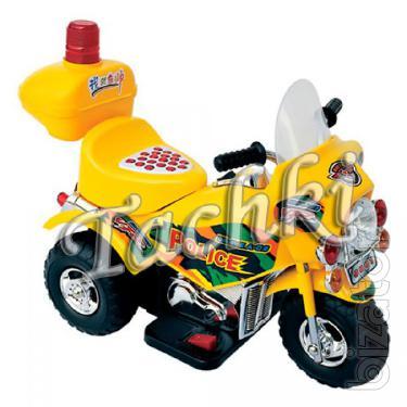 Elektromototsikl tricycle ZP 9991