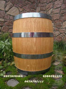 Oak barrels for pickled, pickles, etc.