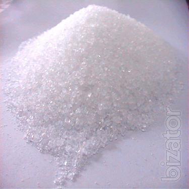 Glucose-crystal