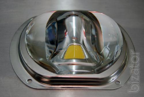 Optics for led matrix 10W - 10