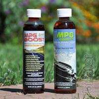Biocatalysts for fuel economy and engine protection MPG