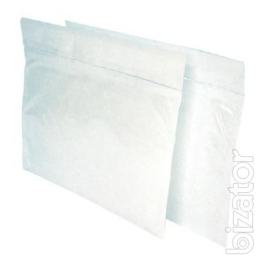 Sell a banding envelopes, courier bags, pockets for supporting documents