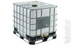 Eurocup. IBC container