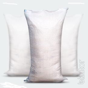 Polypropylene bags for sugar and flour 105*55