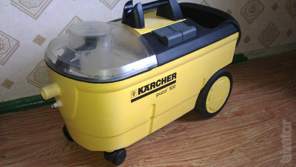 professional steam cleaners karcher puzzi 100 buy on. Black Bedroom Furniture Sets. Home Design Ideas