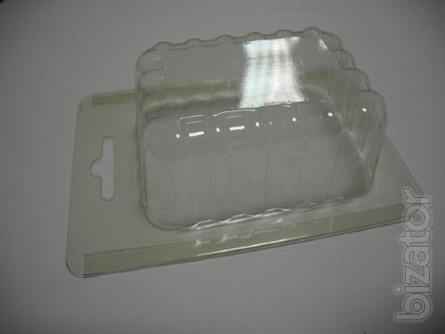 Produce blister packaging for your product!