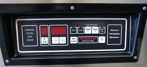 """Vacuum sealer """"new window!) C-50 U"""""""