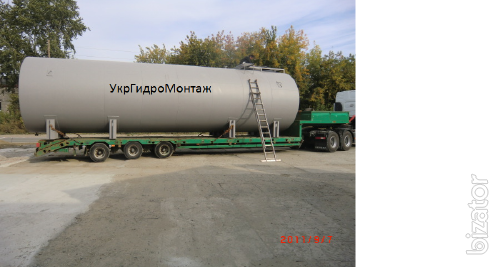 The tanks.Manufacture,delivery,installation Dnepropetrovsk, Crimea, Ukraine, Zaporozhye, Kharkov.Poltava,Lviv