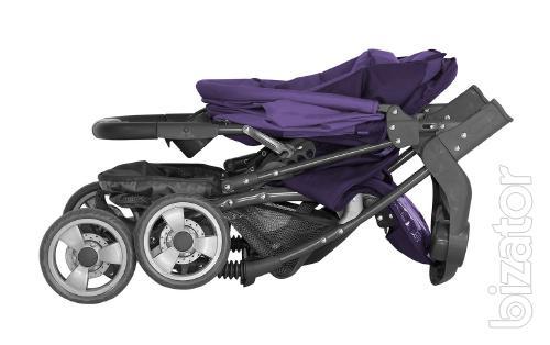 Stroller Bertoni SMARTY + Footcover