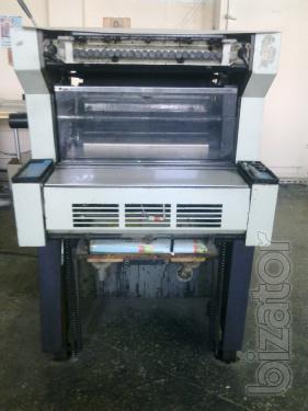 листовая печатная машина Ромайор 314