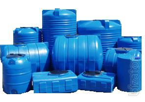 Tanks plastic barrels for water Nizhyn Chernihiv