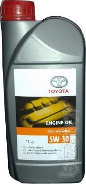 Toyota 5W30 Fuel Economy