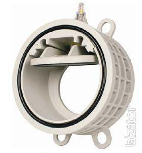 Check valve-flapper PRAHER VALVES with