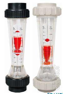 Flow meters (flowmeter) PRAHER VALVES, to