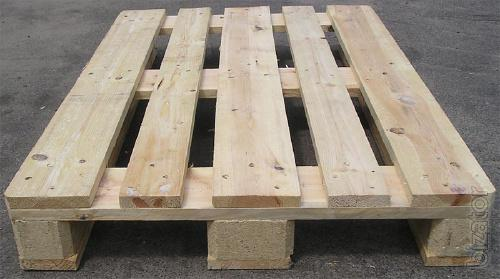 Selling new and used pallets in Odessa