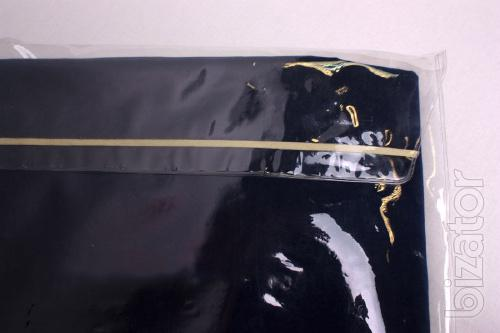 PE, PP and PVC plastic sheets, bags, sleeve