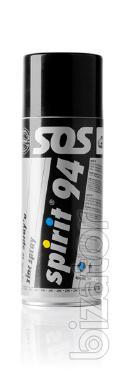 Zinc primer spray