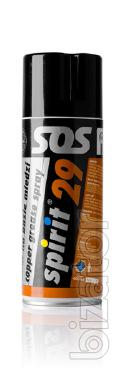 Spirit 29 - lubricant spray with high copper content
