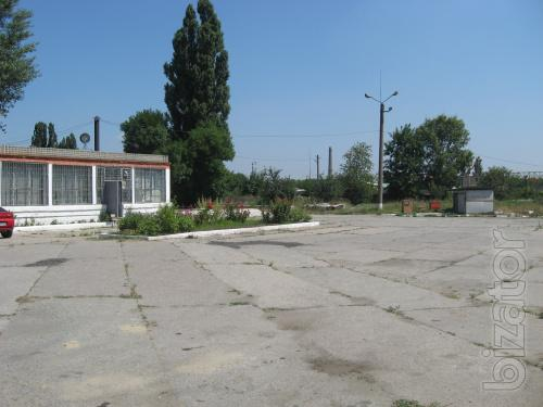 Sold by tank farms, warehouses, fuel, petrol station on plot 84 acres
