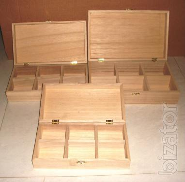 Wooden souvenir gift wrap for You.