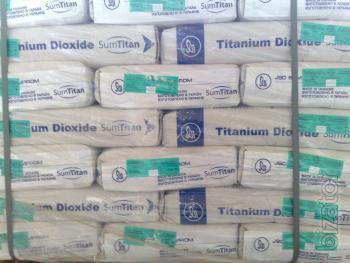 Titanium dioxide, titanium dioxide