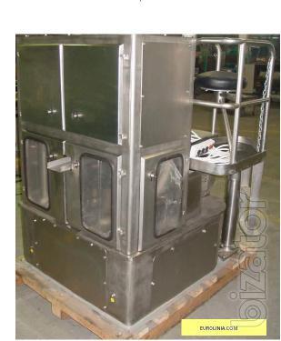 will sell the stuffing machine ina-15, a vacuum machine KPC-84