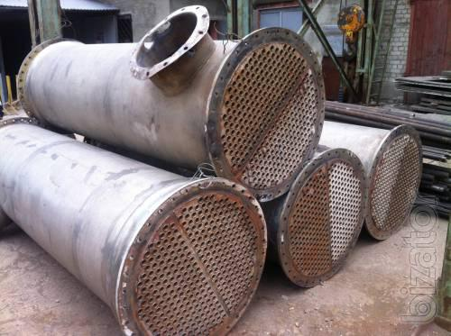 Buy heat exchangers/used tubular, steel