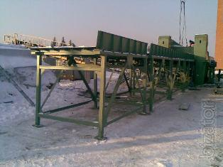 Equipment for the processing of concrete