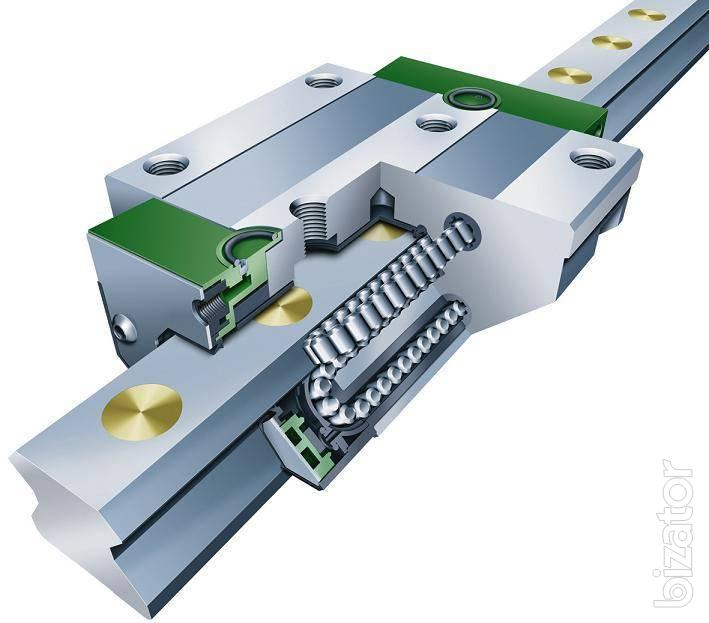 Profile Rail Guides And Carriage Hiwin Thk Buy On Www