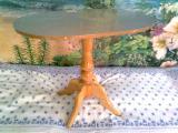 Table handmade (oak,maple)