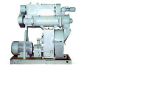 Pellet mill line dewatering and drying of fodder, fuel