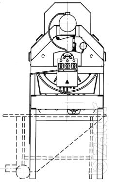 Crusher roller grebneotdeliteli brand IOP - 20