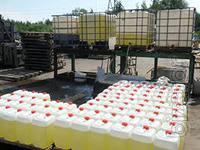 Sodium hypochlorite for export