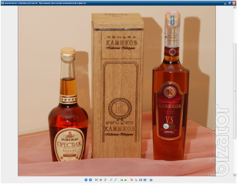 wooden packing for whiskey